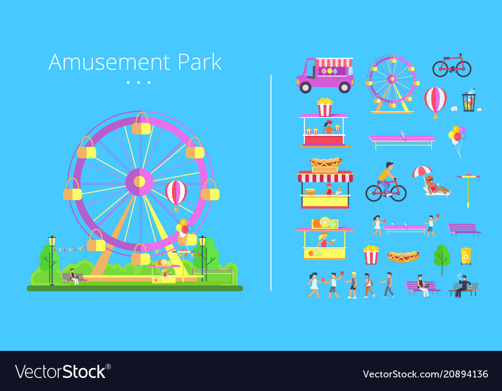 Amusement park collection