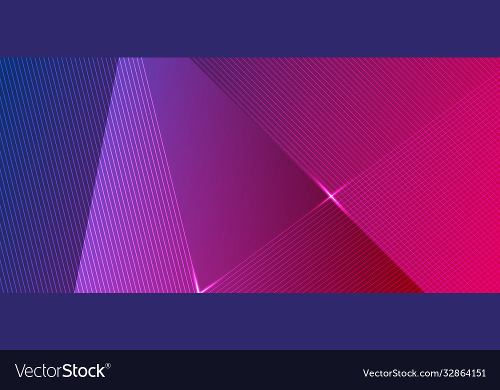 Abstract blue and pink gradient background