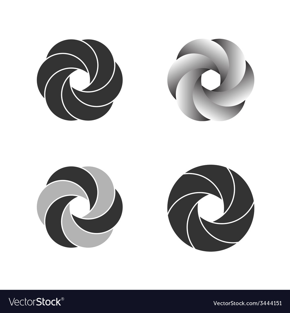 Logo Or Emblem Template Icon