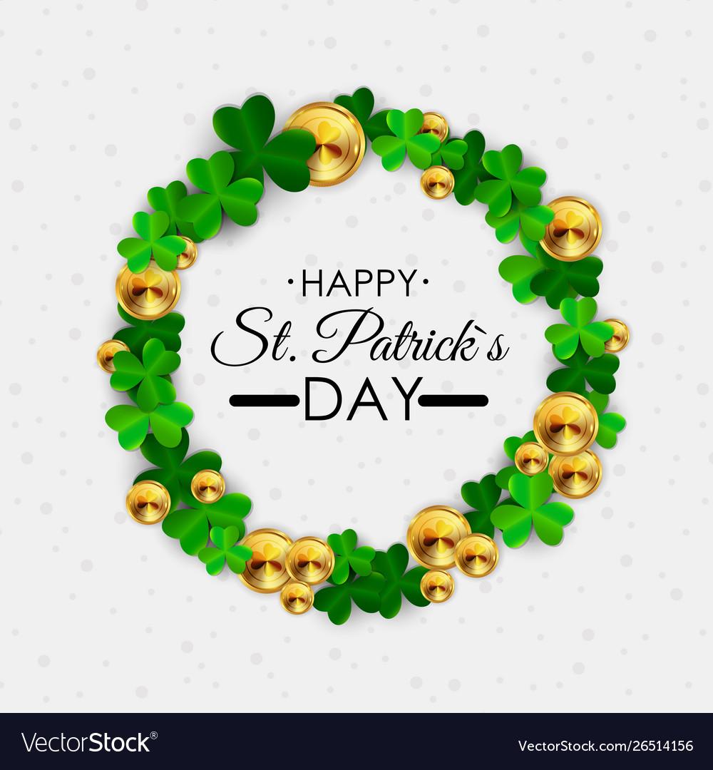 Happy saint patricks day 17 march background