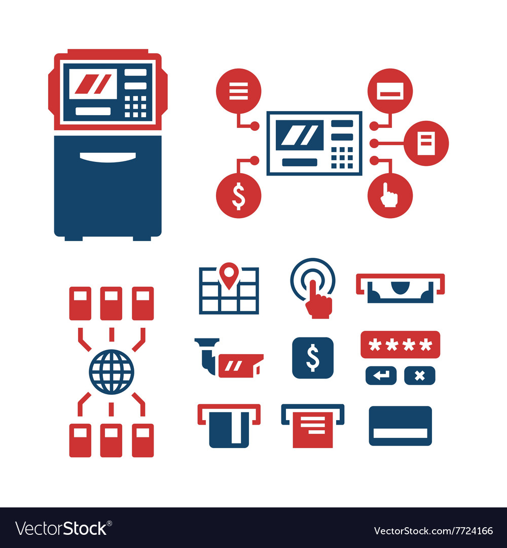 Set color icons of ATM