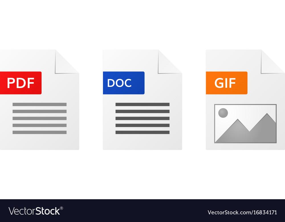 File Doc Pdf