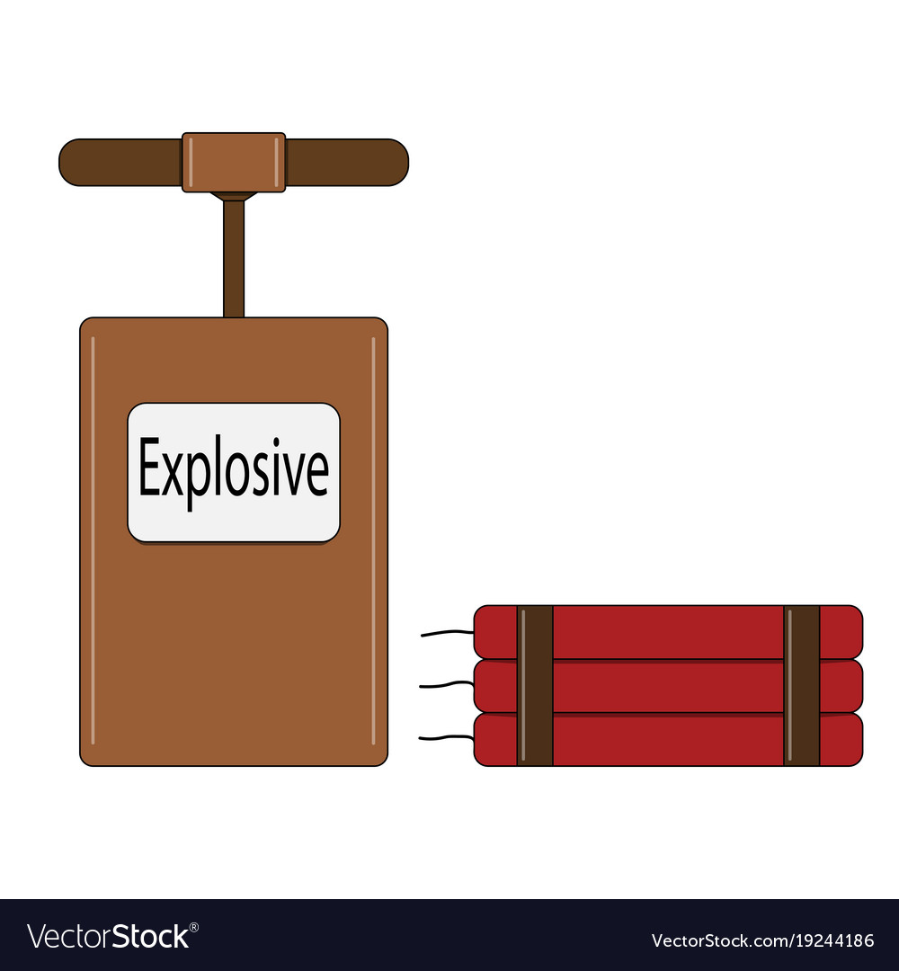 Explosive for the mining industry