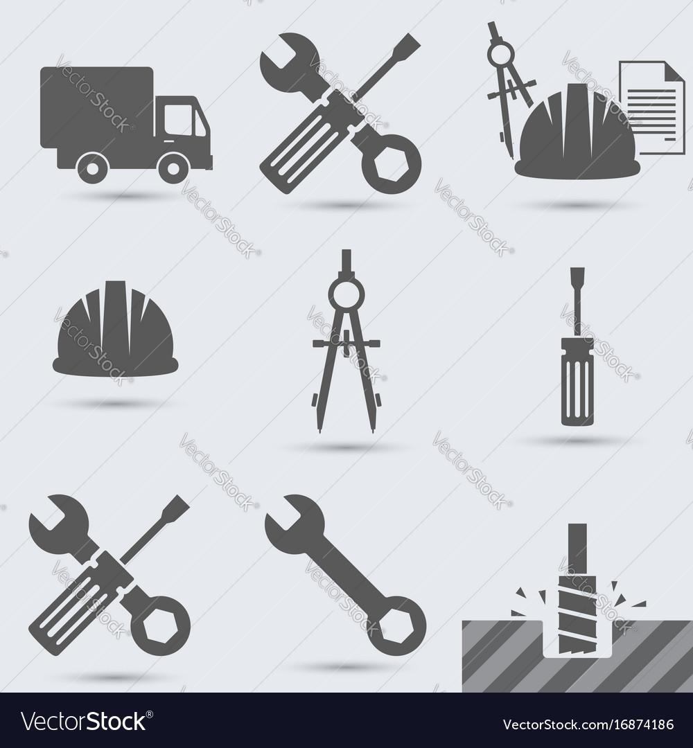 Repair build instrument hammer car screw