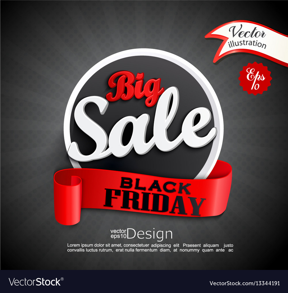 Big sale - black friday