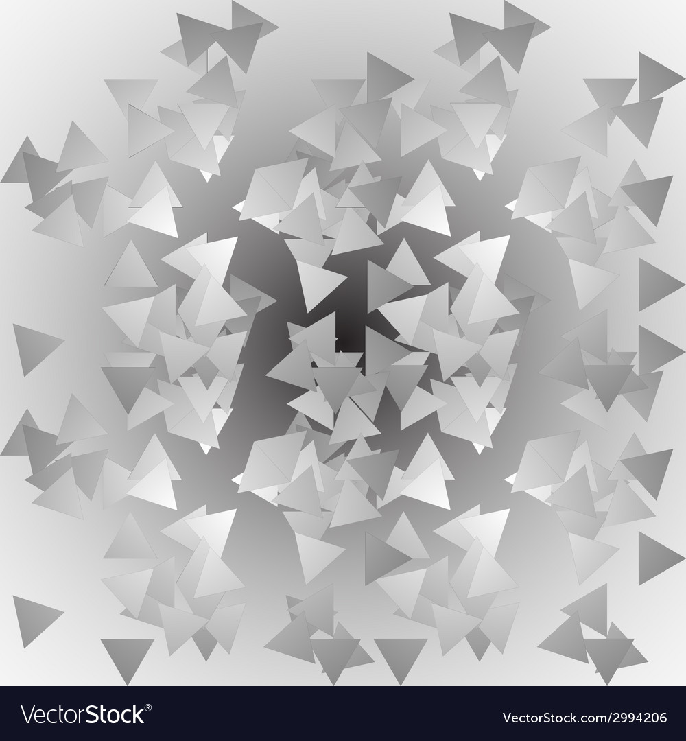 Abstact greyscale color background vector image