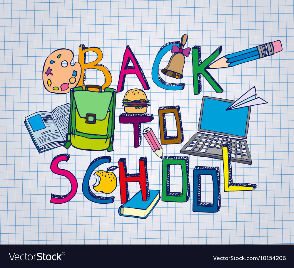 Back to School Test Book 01 A