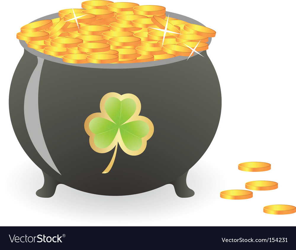 Treasure pan