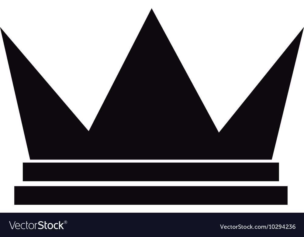 Royalty crown icon
