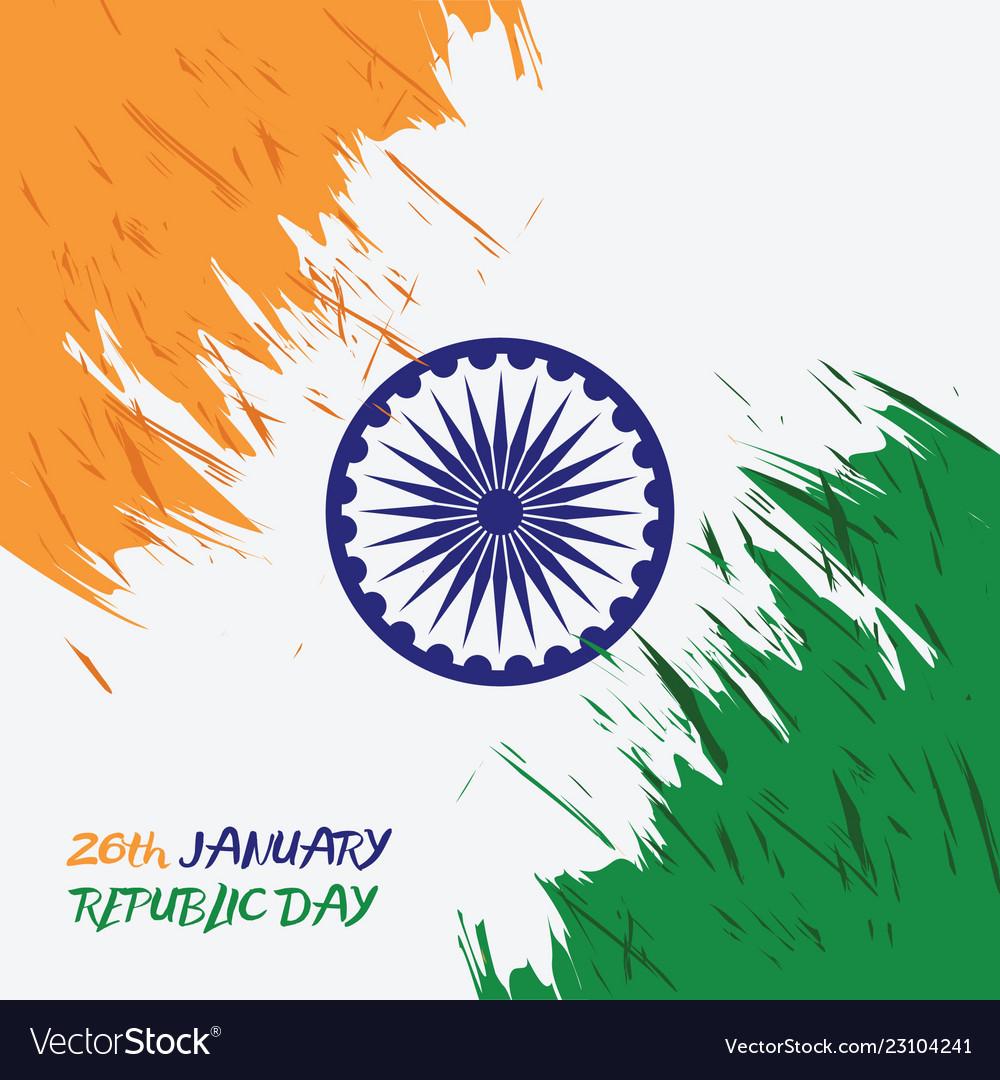 India Republic Day Background