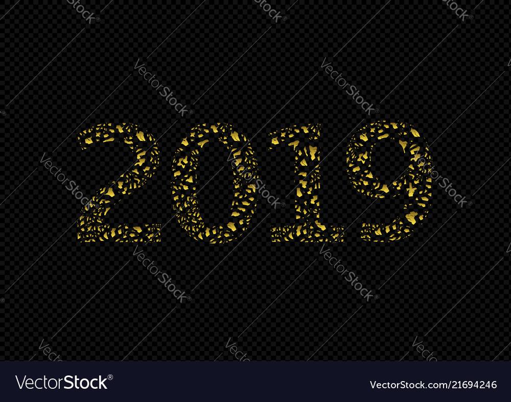 2019 golden numbers