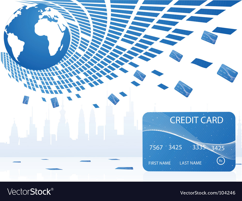 vector credit card icons. Credit Card Vector