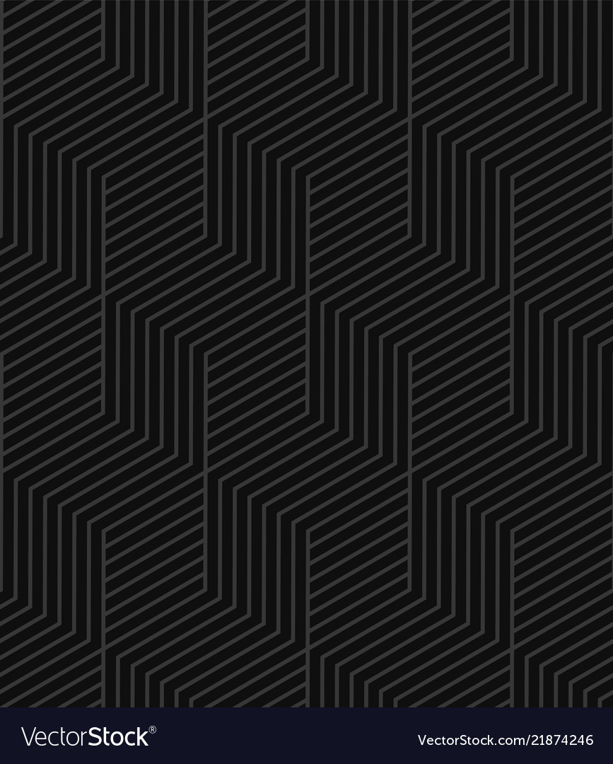 Seamless pattern geometric background vector