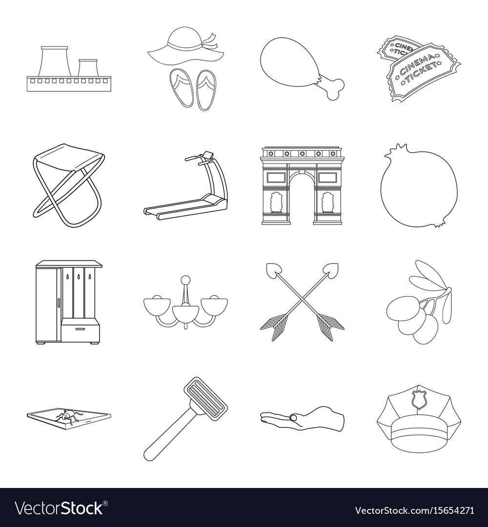 Fitness fishing history and other web icon in vector image