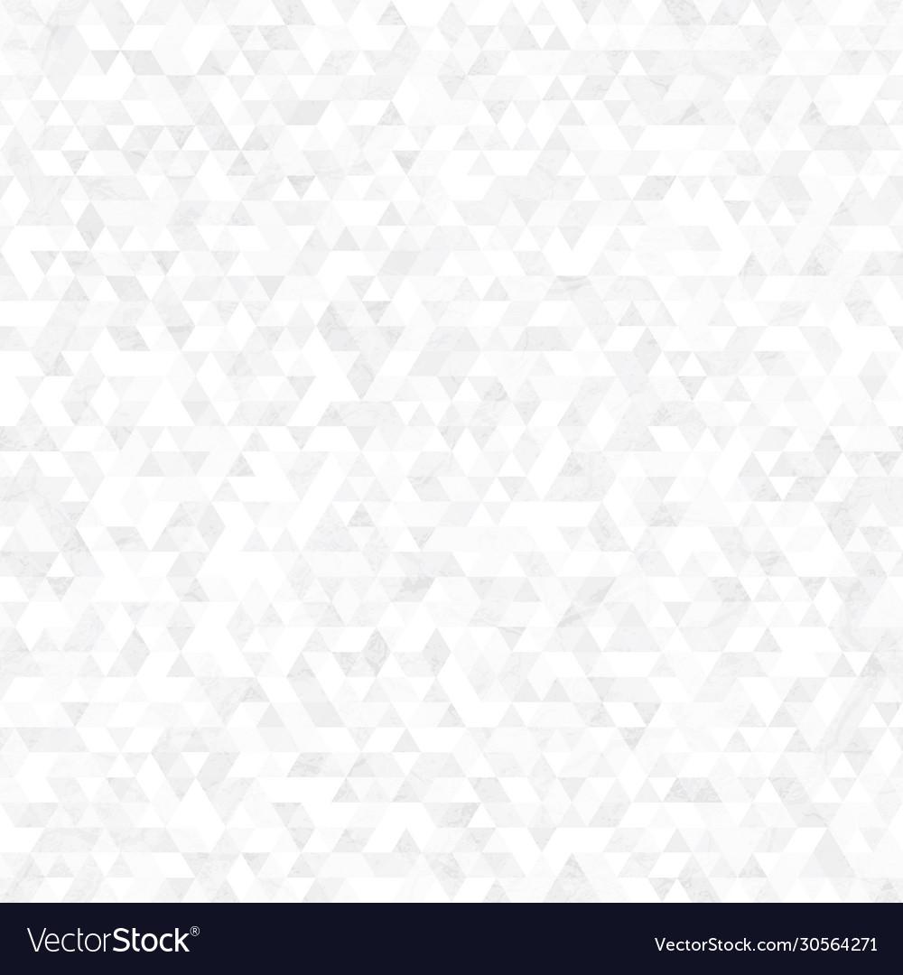 White triangle seamless pattern