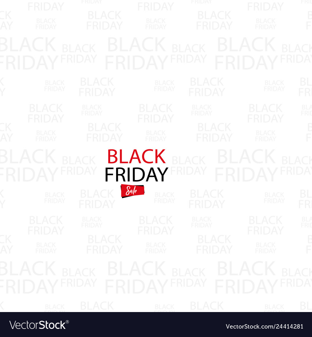 Black friday sale text background
