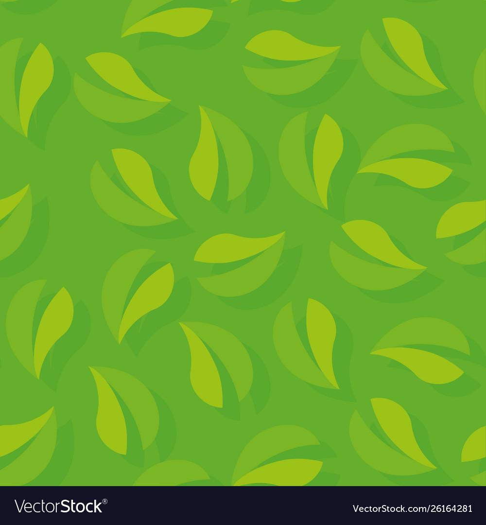 Texture tree foliage - seamless pattern