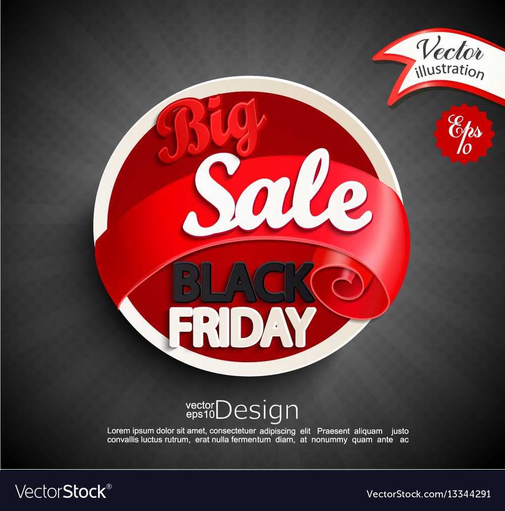 Big sale - black friday