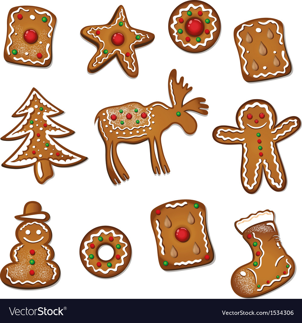 Gingerbread Cookie Xmas
