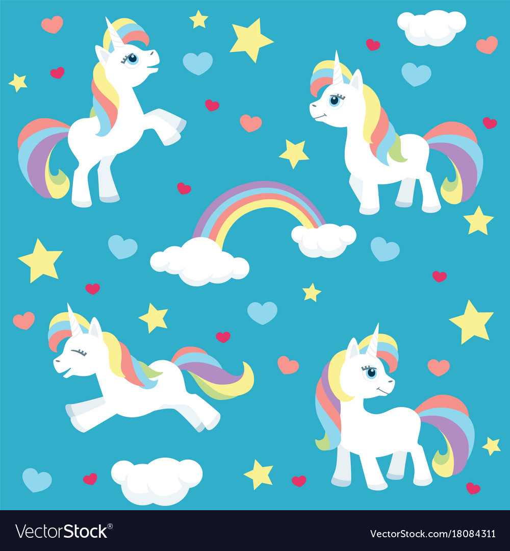 Unicorn Pattern New Inspiration
