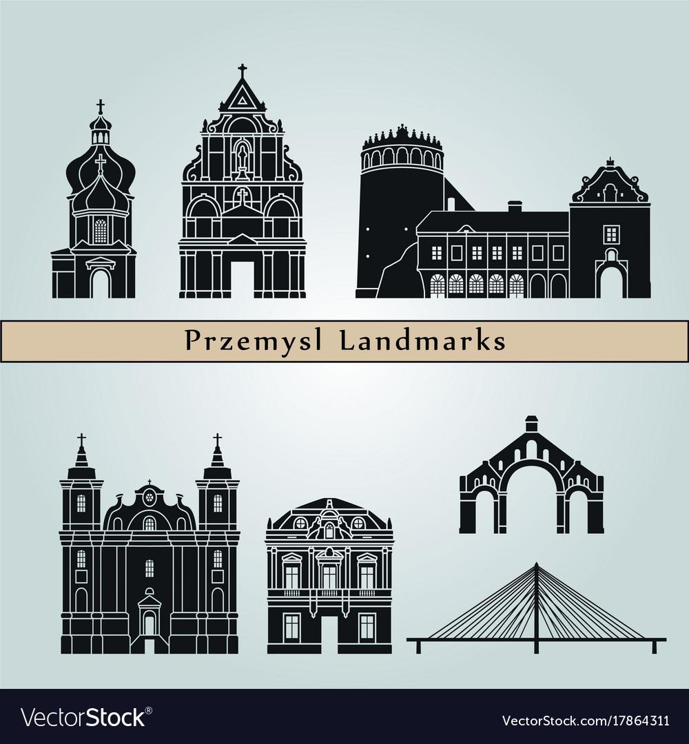 Przemysl landmarks