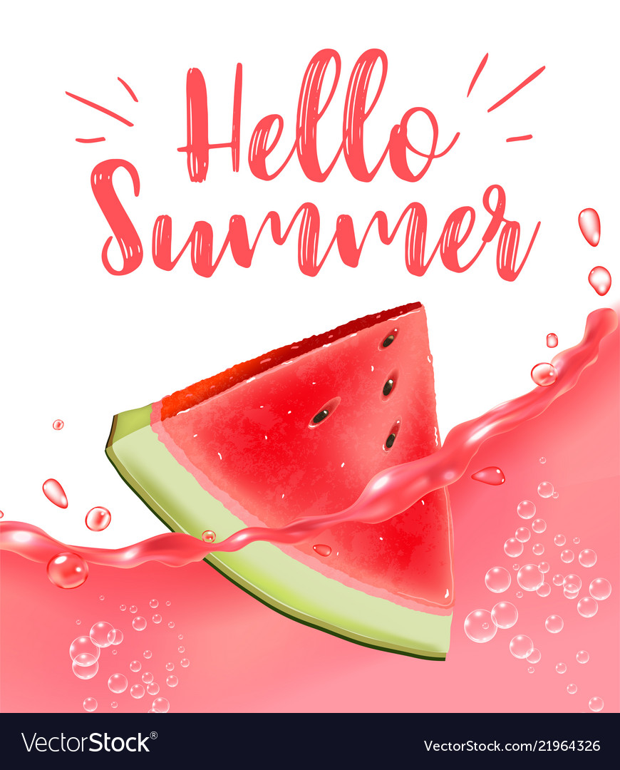 Watermelon Summer Pictures