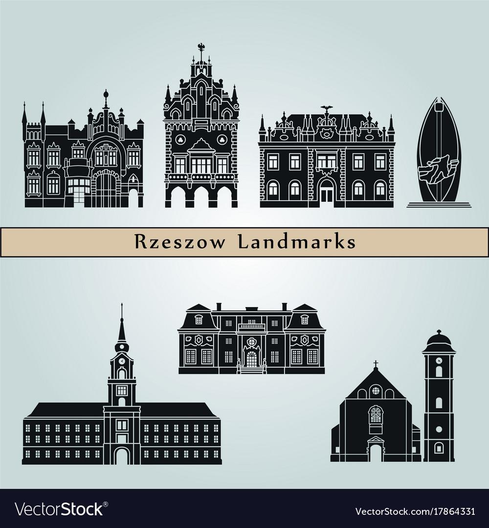 Rzeszow landmarks