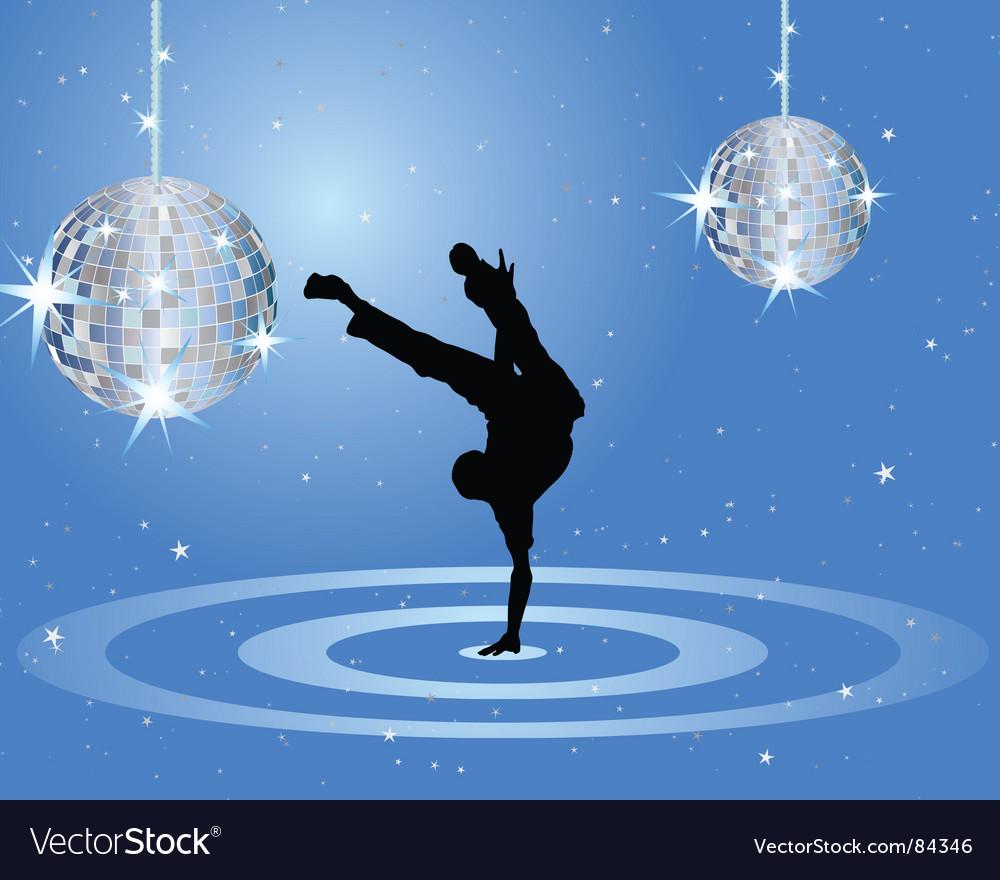 Nightclub dancer