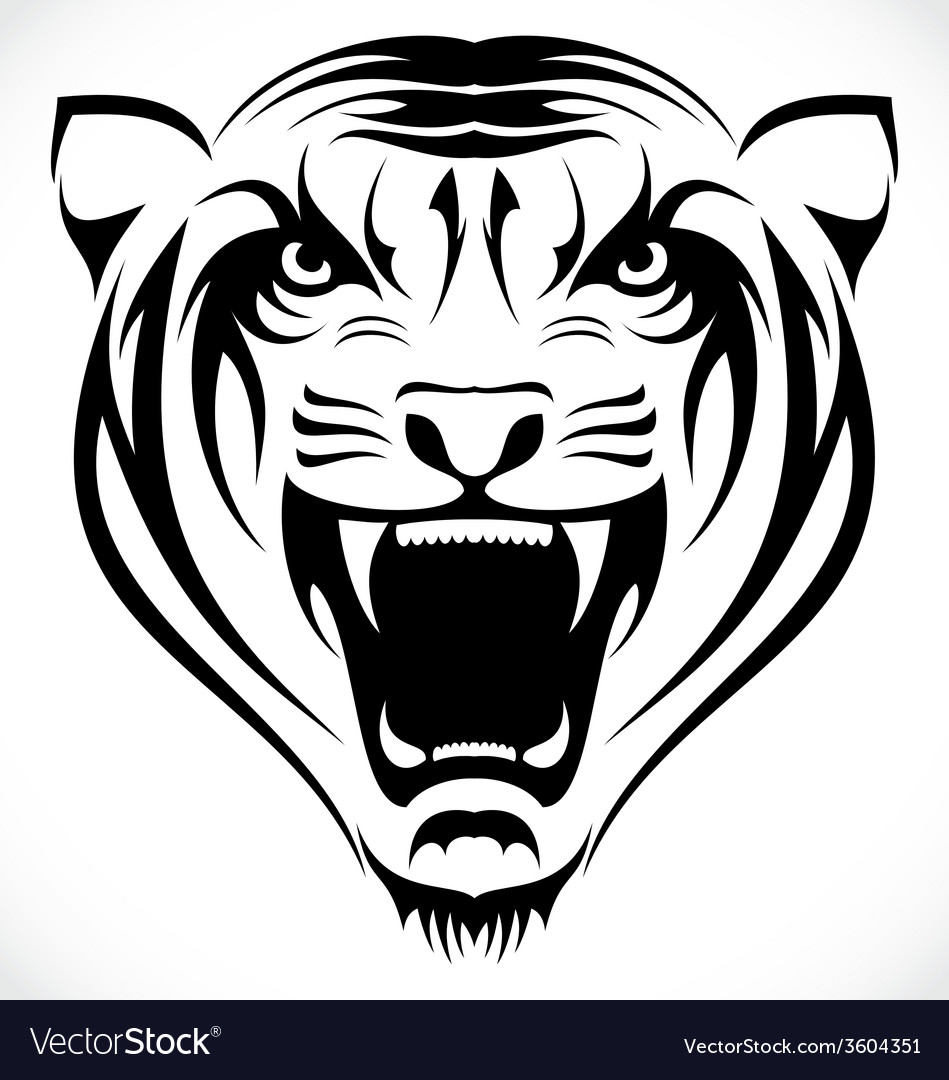Tiger Face Tattoo Design Androidhd Today