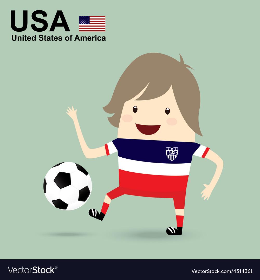 United states of america national football team
