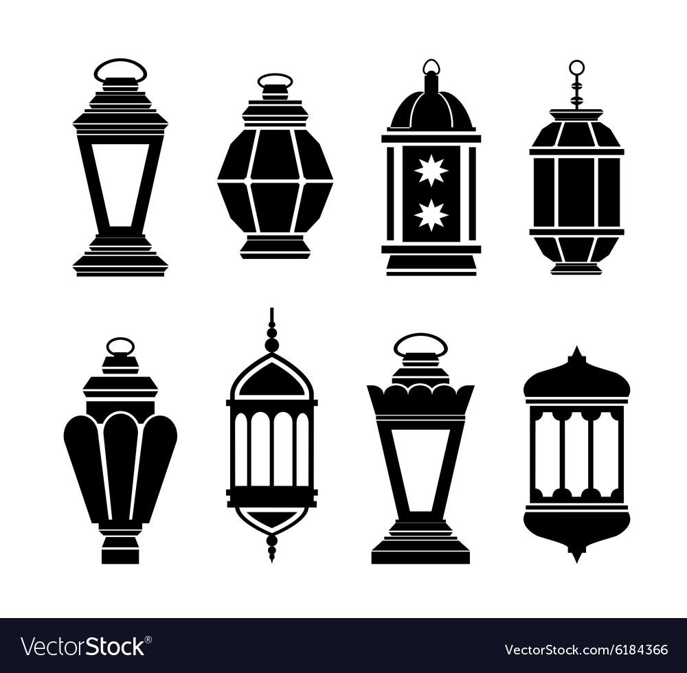 Ramadan Arabic Lanterns