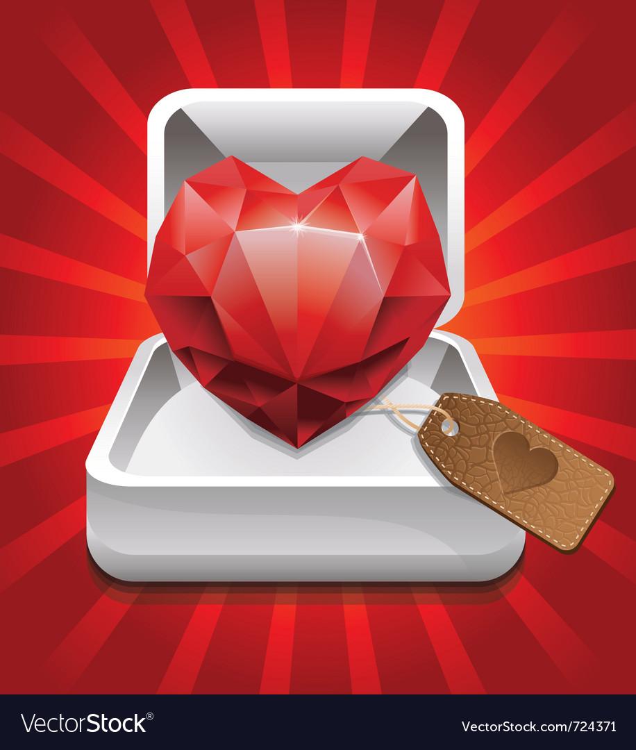 Ruby in a box