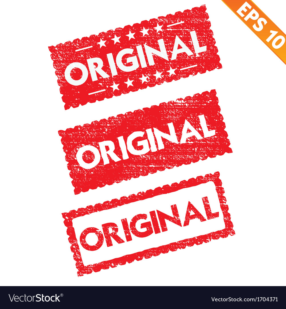 Stamp sticker original tag collection - - E