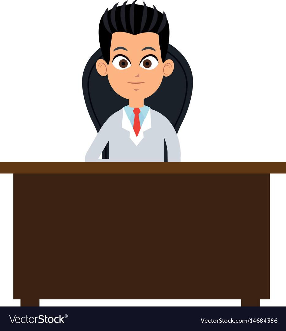 Tremendous Character Doctor Sitting Desk And Chair Creativecarmelina Interior Chair Design Creativecarmelinacom