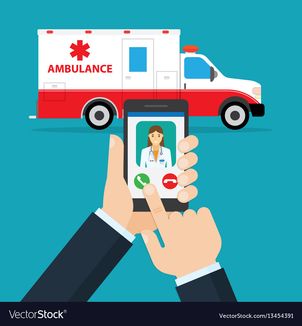 How to call an ambulance from your mobile
