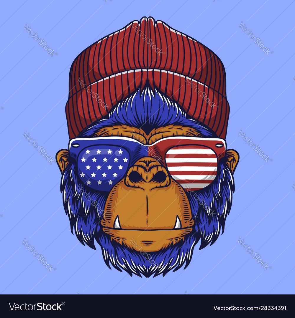 Gorilla head usa