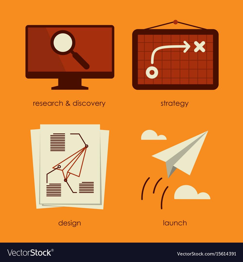 Process vector image