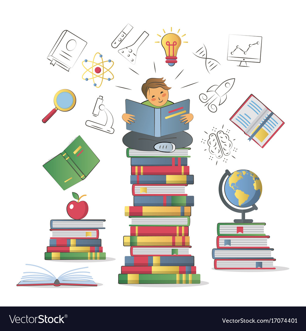 Education learning knowledge concept