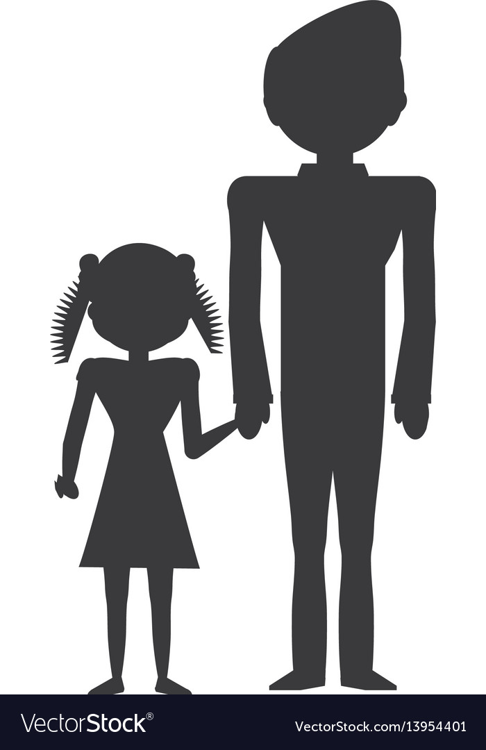 Pictogram family people lifestyle