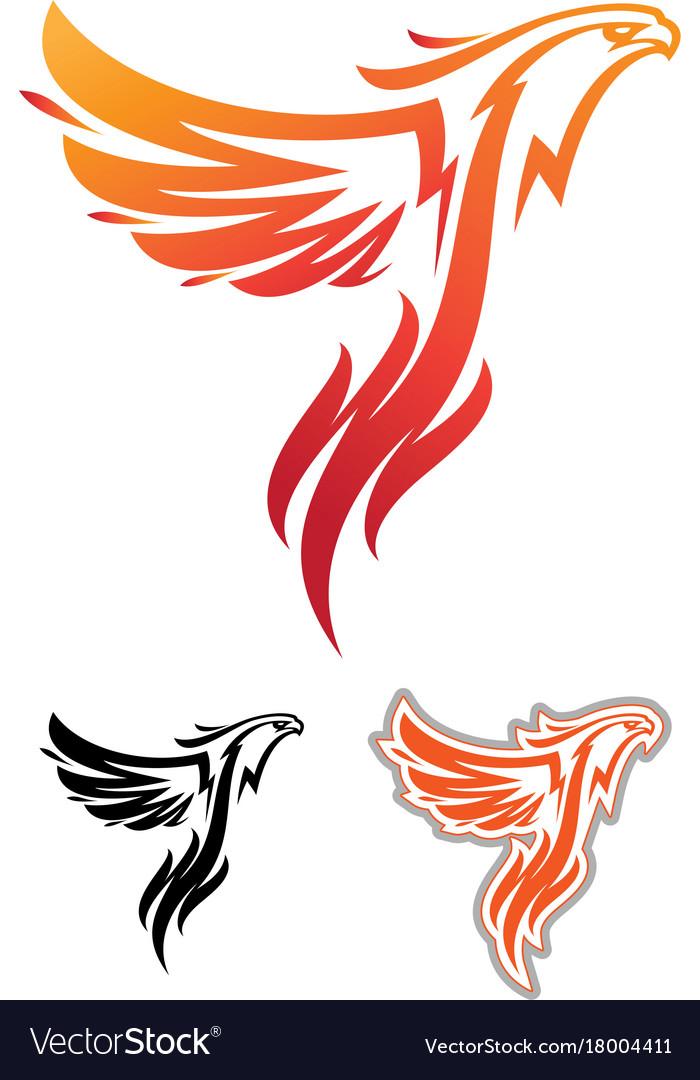 Phoenix sport mascot