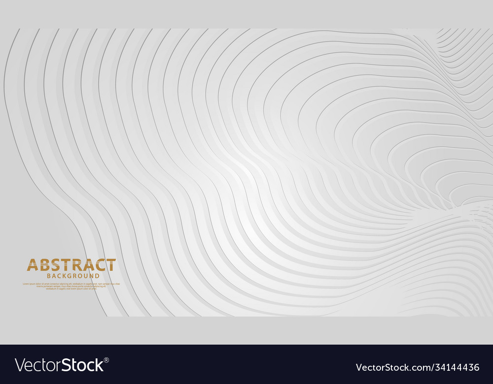 Abstract flow lines background with elegant and