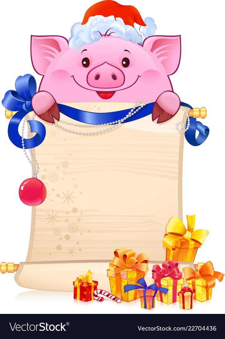 можно открытки рамки с новым годом 2019 свиньи бывают разных