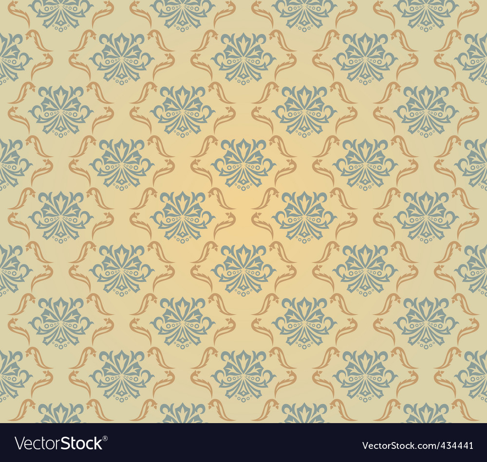 Yellow and blue pattern