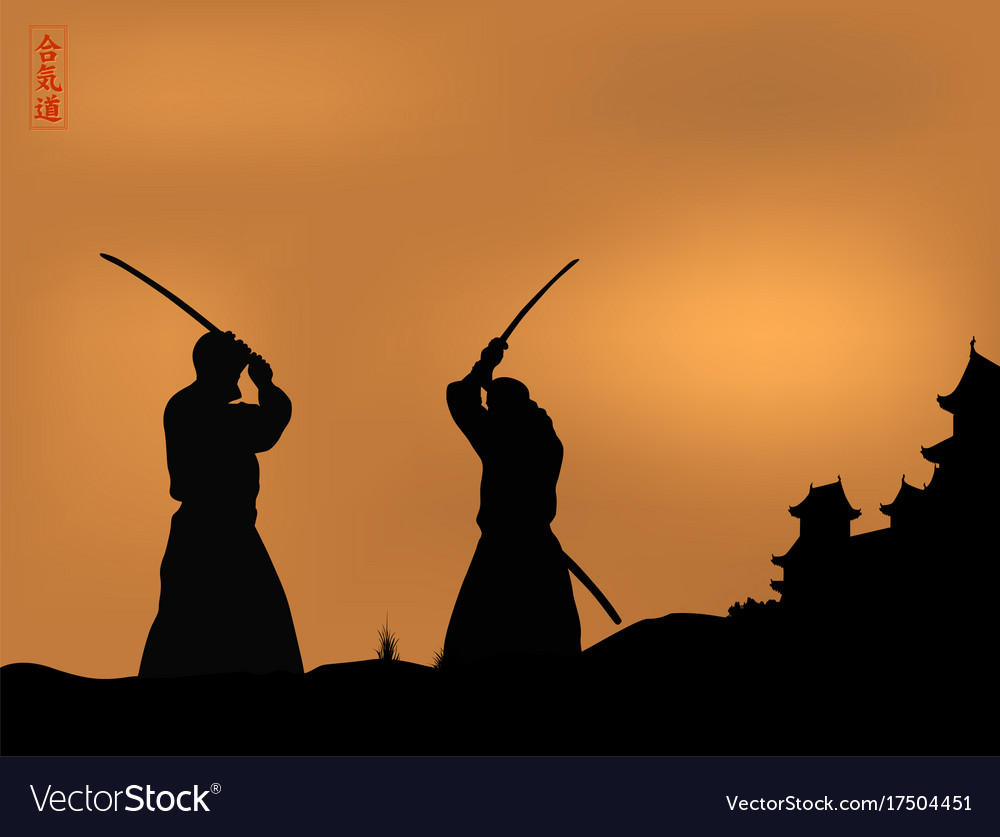 Images of men with a sword