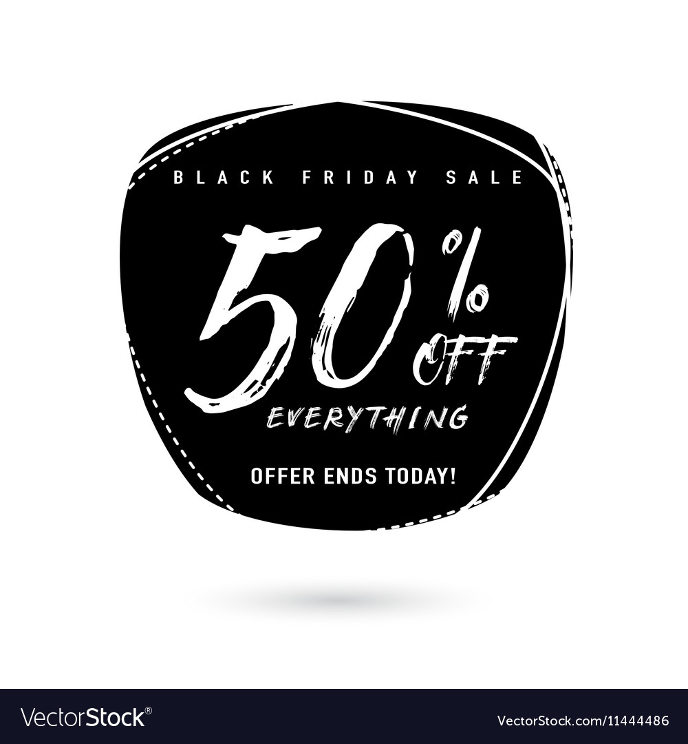 Black Friday Sale with