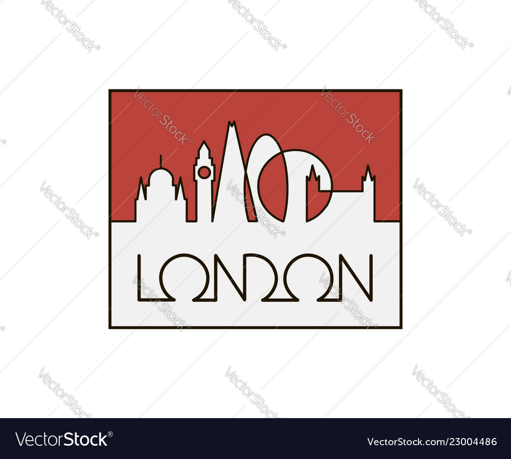 Linear of london city