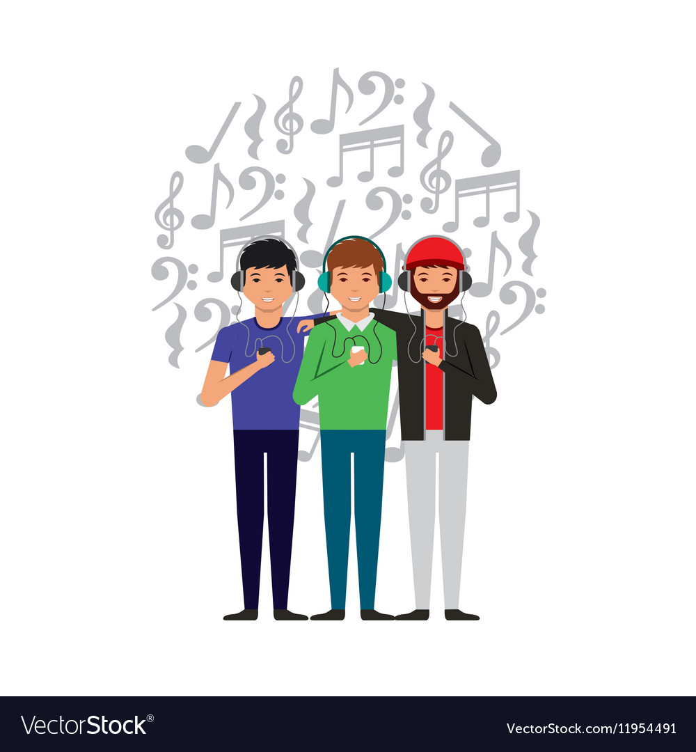 People and music design