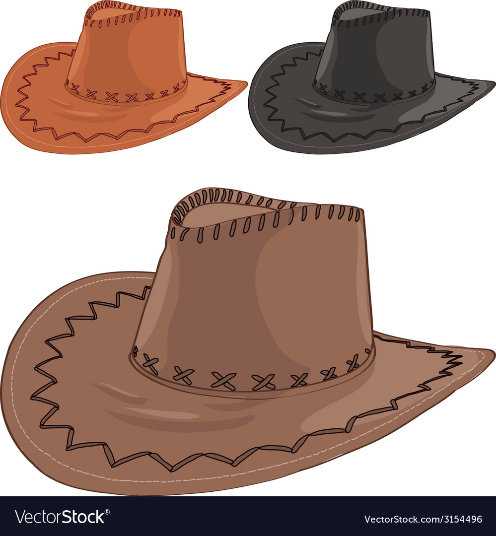 Hat3 vector image