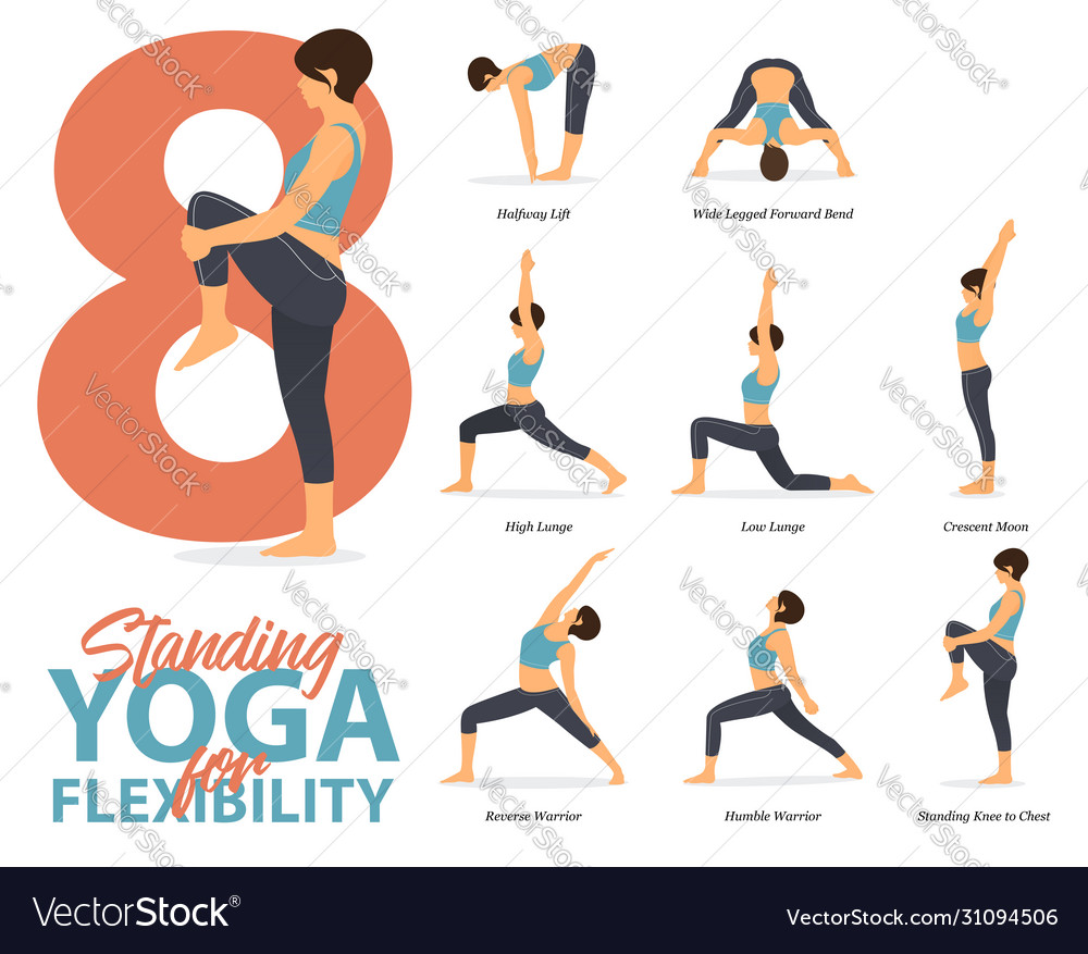 Standing Yoga Poses At Work