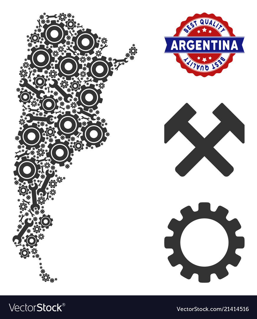 Mosaic argentina map of industrial tools vector image on physical map of argentina, natural resource map of argentina, political map of argentina, transportation map of argentina, landscape map of argentina, tourist map of argentina, country map of argentina, special purpose map of argentina, general map of argentina, geological map of argentina, artistic map of argentina, volcanic map of argentina, provincial map of argentina, demographic map of argentina, aviation map of argentina, religious map of argentina, road map of argentina, agriculture map of argentina, school map of argentina, mining map of argentina,